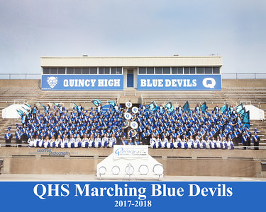 2017-2018 Band Camp Groups - QHS