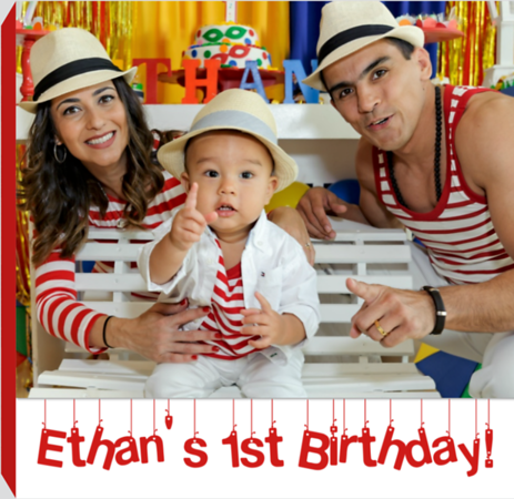 ETHAN - FIRST B-DAY - FINAL