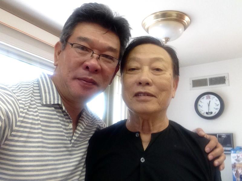 Thầy Nguyễn Phước Ưng Hiến và Bửu Đàn