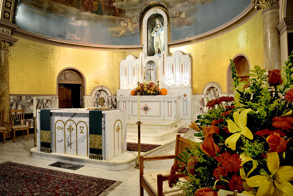 St. Mary of Mount Carmel