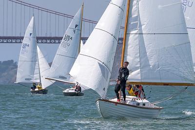International Folkboat Regatta - Day 3