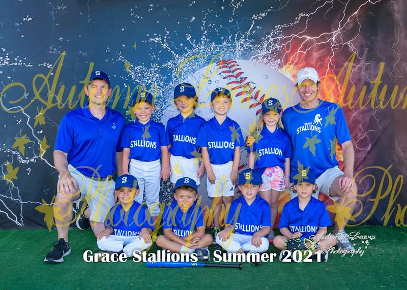 20210619  - # M3 PK Grace Stallions - McKendrick