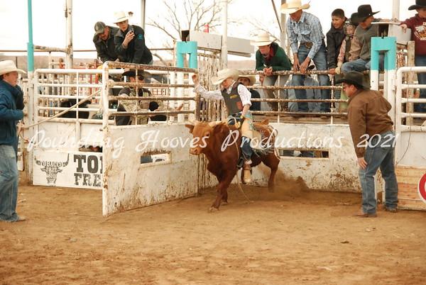 Steer Riding Sat 3-10-12