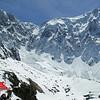 Mt Blanc half way