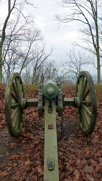 2013-01-12 Kennesaw Mountain National Battlefield Park