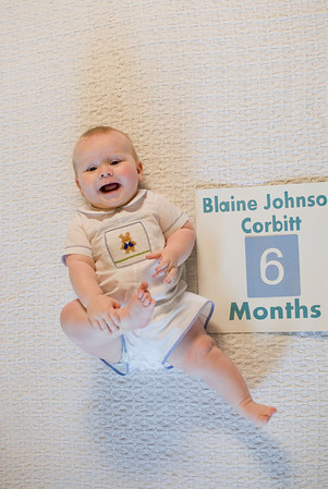 Blaine 6 Months