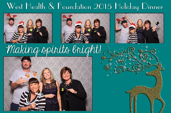 West Health Holiday Dinner 15