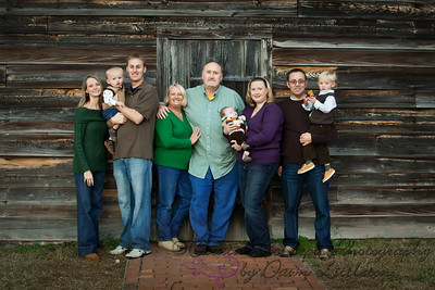 Charlton/Giles Family November 2010