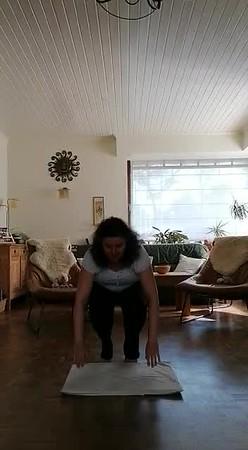 Juf beweegt (jongste kls)