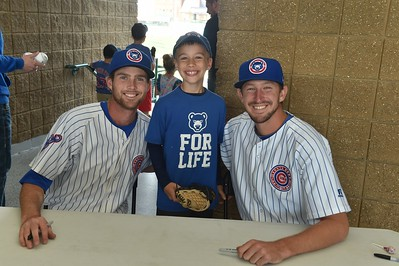 South Bend Cubs vs Ft. Wayne Tin Caps  4-23-16