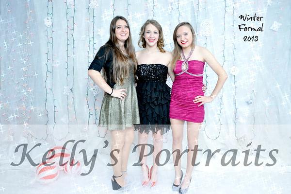2013-2014 Winter Formal Dance