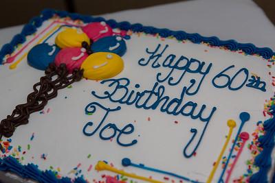 Joe's 60th Birthday Party