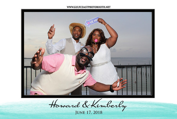 Howard & Kimberly Wedding 2018