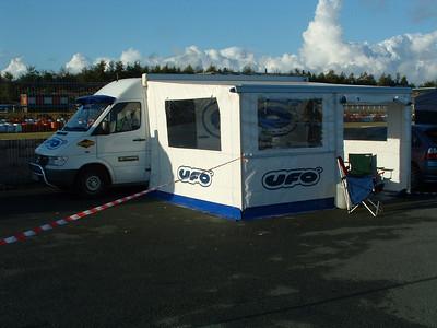 Mercedes Sprinter Race Truck