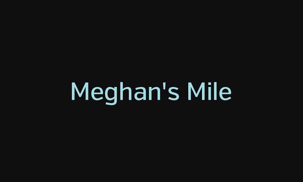 2014 Meghan's Mile
