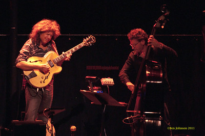 Pat Metheny and Larry Grenadier at The Grand