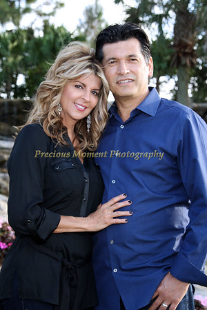 Gloria, Jose and Presley - Family Portraits