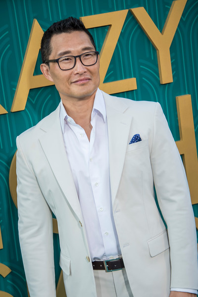 HOLLYWOOD, CA - AUGUST 07: Daniel Day Kim arrives at Warner Bros. Pictures' 'Crazy Rich Asians' Premiere at TCL Chinese Theatre IMAX on Tuesday, August 7, 2018 in Hollywood, California. (Photo by Tom Sorensen/Moovieboy Pictures)
