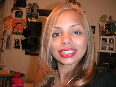 Lenette Blonde Streaks