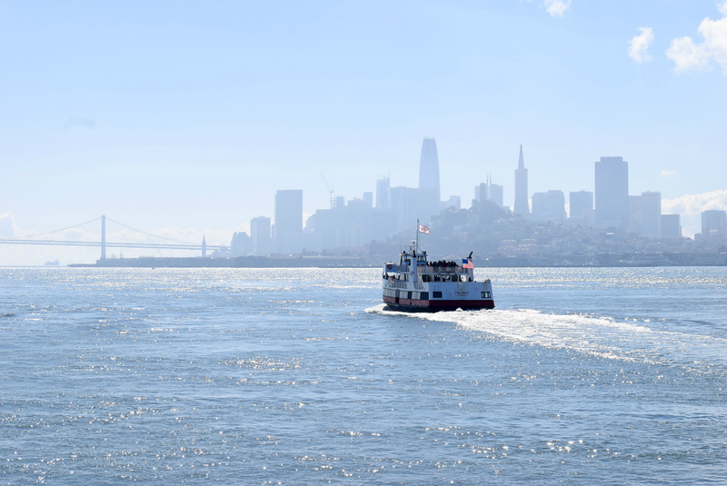 San Francisco Ferry Ride