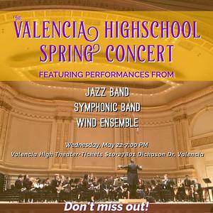 2019-05-22 - Spring Concert