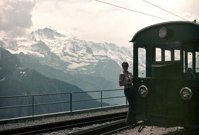 1973 Foto's WIlderswil / Münster Tirol