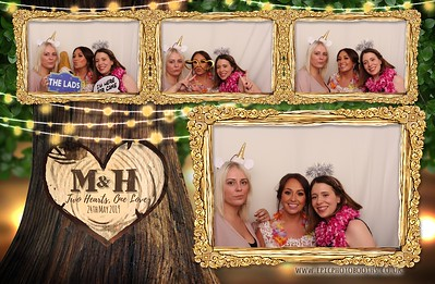 Mark & Hollie's Wedding Celebration!