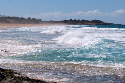 Papohaku Beach - Three Miles Long
