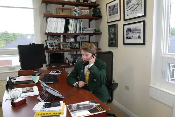 Headmaster For a Day Part II