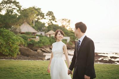 Pre-wedding   Annie + Johan in Bali