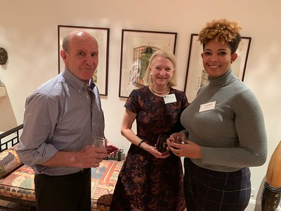 2019 New York City Alumni Reception