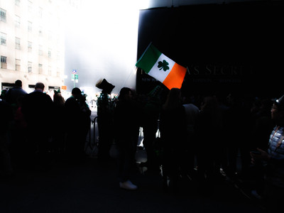 St Patricks Day NYC 2016