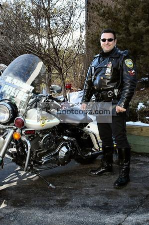 Motor Officer Phil M.