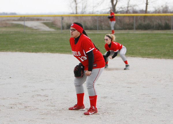 SN Softball vs Carroll 2014
