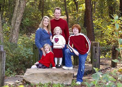 Chuck Tackett Family