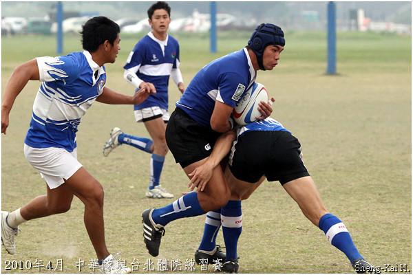 2010中華隊練習賽-台灣隊 VS 台北體院(TWN vs TPEC)