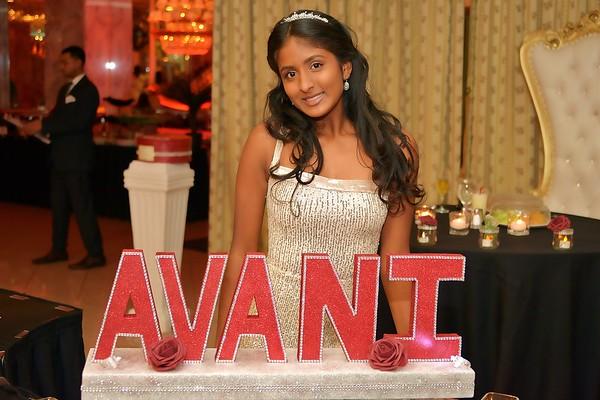 Avani's Sweet 16