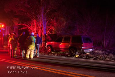 02-04-2012, MVC, Upper Deerfield Twp. Cumberland County, Rosenhayn Ave.