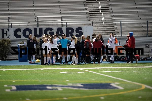 Wall Girls Soccer 2019