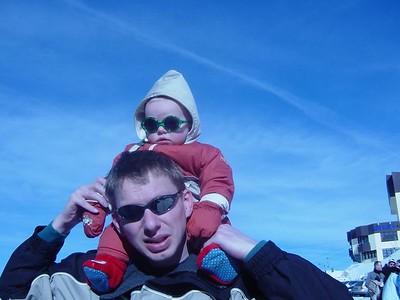 Ski Les Menuires 2004