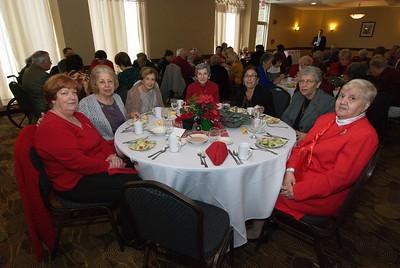 Seniors Ministry Christmas Luncheon - December 4, 2012