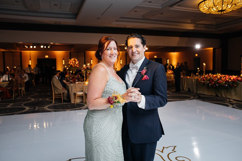 LeCapeWeddings Chicago Photographer - Renu and Ryan - Hilton Oakbrook Hills Indian Wedding -  1119.jpg