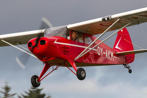OY-AKM - Piper PA-16 Clipper