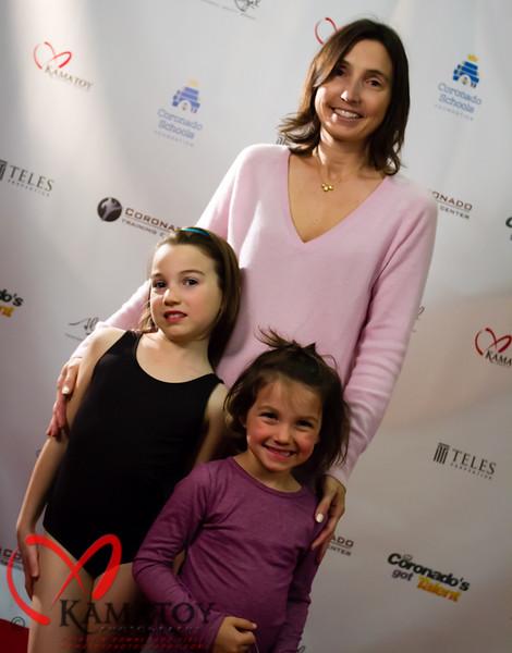 Coronados Got Talent Show Red Carpet