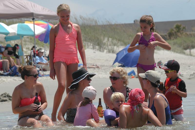 Oak Island Family Vacation 2015