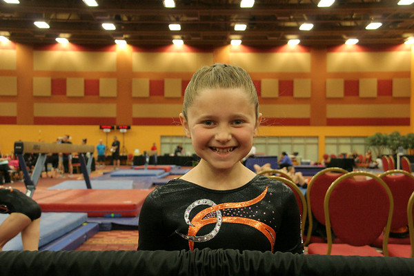 AZ Dreams Gymnastics-State Competition 4-6-14