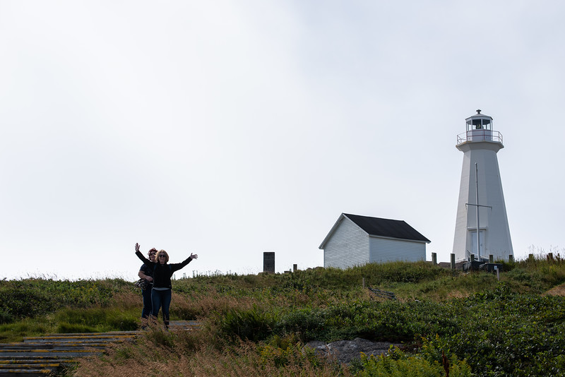 We are here!!! Cape Spear