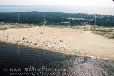 Sandy Hook, NJ 07732 - AERIAL Photos & Views