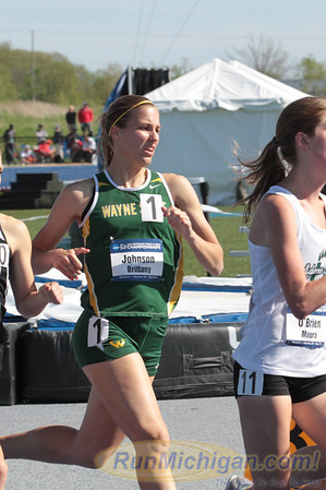Featured V - 2014 NCAA II Outdoor T&F Championships