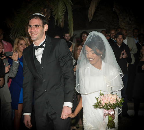 David and Adina Wedding